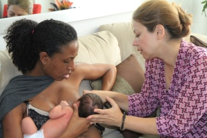 breastfeeding support at home